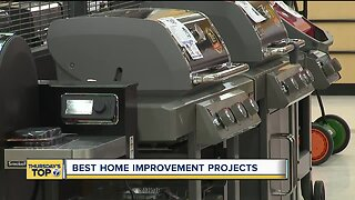 Here are the top 7 best home improvement projects this spring