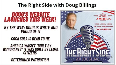 Doug's Website / Proud 2b White / Who Built America? /