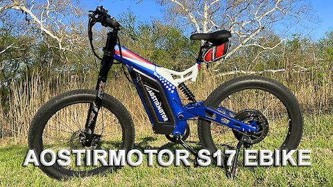 Aostirmotor S17 E-bike