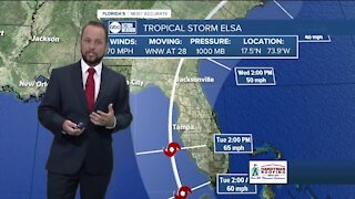 Tracking the Tropics evening update July 3