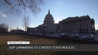 Previewing the Electoral College certification vote today