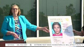 Nebraska unveils new driver's license design
