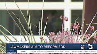 Legislators aim to reform EDD