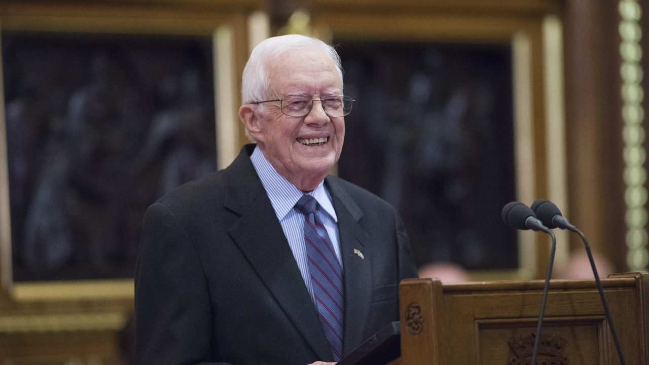Jimmy Carter Recovering After Undergoing Brain Surgery