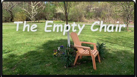 Dr Good Vibes: Empty Chair