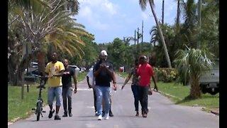Walk against violence held in Boynton Beach