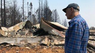 As Firefighters Make Progress, Lightning Triggers New California Fires