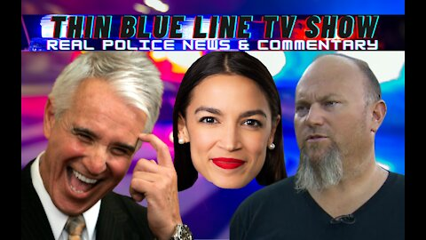 LA Murders Up 95%, Killers Walk Free, Biz Owner Bonds Out Tacoma Cops, AOC Is The Moron Of The Day