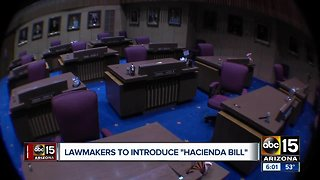 Patients may be removed from Hacienda HealthCare facility
