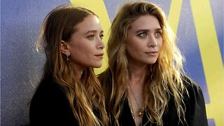 Mary-Kate & Ashley Olsen Wore Matching Dresses At Met Gala