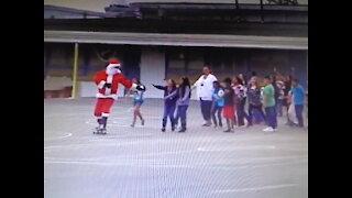 Santa Surprise!!!
