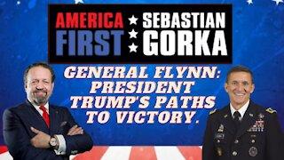General Flynn: President Trump's paths to victory. Lt. Gen. Michael Flynn with Sebastian Gorka