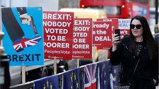 Members Of Parliament Take Control Of Brexit
