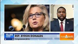 Rep Donalds: Liz Cheney Must Go!