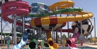 Water parks open for season in Las Vegas valley