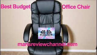 Belleze I Professional High Back Executive Leather Office Chair