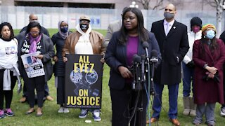 Activists Call On President Biden For Police Reform