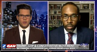 After Hours - OANN Post-Impeachment with Paris Dennard