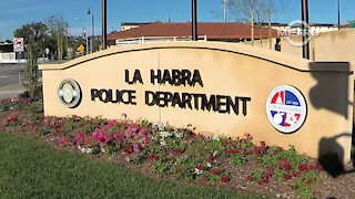 TMN   1ST AMENDMENT AUDIT - La Habra Police Department