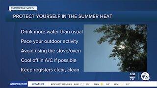 Summertime Safety: Heat Safety