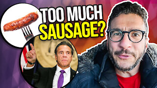 """Cuomo's """"Sausage"""" Scandal EXPLAINED - Viva Frei Vlawg"""