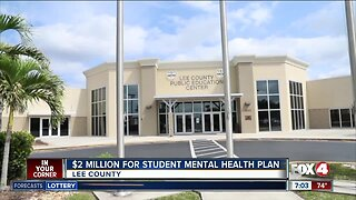 Lee County prepares $2 Million plan for student mental health