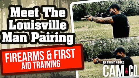 Meet The Louisville Man Pairing Firearms & First Aid Training