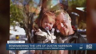 Remembering the life of Dustin Harrison