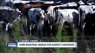Investigation in Cherry Creek farm shooting still underway