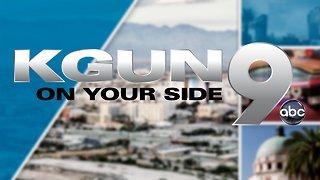 KGUN9 On Your Side Latest Headlines | February 1, 9pm