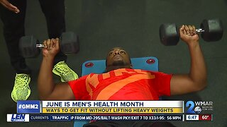 Men's Heath: Get a fitness routine started with Gett Right Fitness