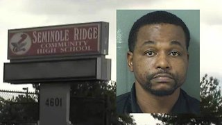 Seminole Ridge High School coach arrested, accused of inappropriate relationship with former student