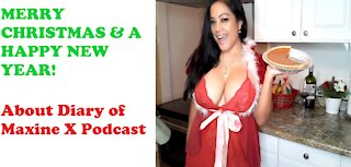 """I made a new Podcast Video Channel! """"Diary Of Maxine X"""""""