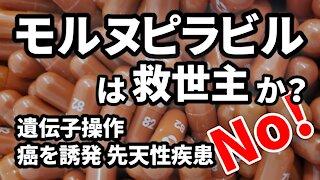 モルヌピラビルは救世主か?新型コロナ経口薬 Molnupiravir COVID-19 Pill Dr Jane Ruby Stew Peters 2021/10/08