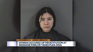 27-year-old woman accepts plea deal in Vero Beach prostitution case