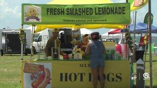 Treasure Coast Ribs and Wings Festival held in Fort Pierce