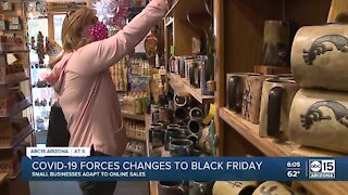 Changes for small businesses during busiest time of year