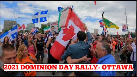 2021 Dominion Day Rally- Leaders Recap