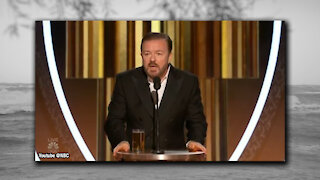 Gervais for Freedom of Speech
