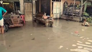 Indonesia – Hundreds of Homes Damaged by Floods in West Lombok