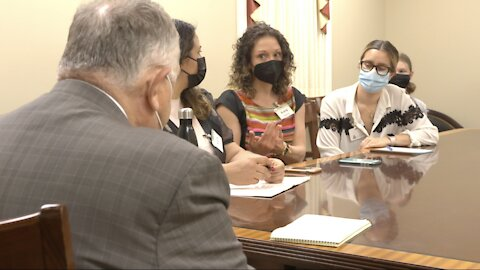 COVID Survivors, Families Say They Need More Support From Congress