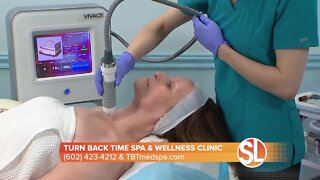 Turn Back Time Spa & Wellness Clinic: says just 3 Vivace treatments can take years off your face