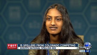 15 Colorado students participating in Scripps National Spelling Bee