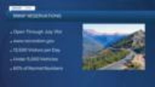 Rocky Mountain National Park requiring timed reservations