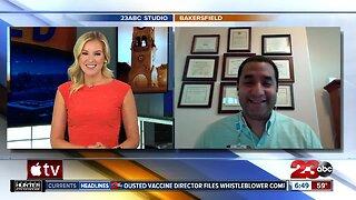 23ABC Interview: Doctor Ronald Reynoso of Adventist Health