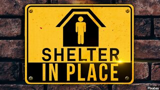 Shelter in Place (They've taken over) - CXT