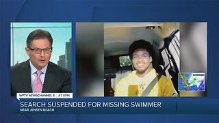 Search suspended for Vero Beach High School senior missing at sea