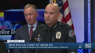 Ken Cost named new Mesa Police Chief after serving as Interim chief