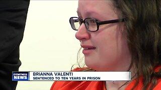 Grand Island woman sentenced in 'shaken baby' death
