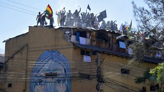 Inmates Demand Help As Pandemic Sweeps Bolivia